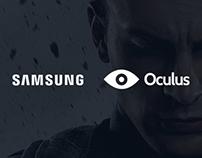 Samsung Gear VR Design Concept