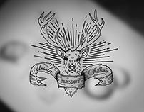 The wedding logo