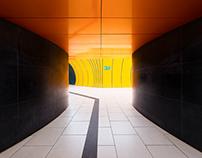 Underground Marienplatz, Munich