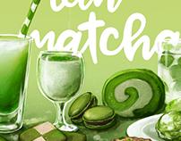 Match your matcha