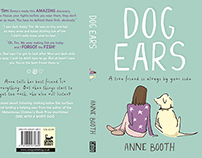 Dog Ears by Anne Booth (cover design and illustration)