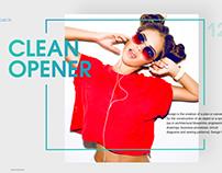 Clean Modern Promo