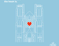 Grace Cathedral: Home is Where the Heart Is.