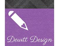Dewitt Design Logo (2014)