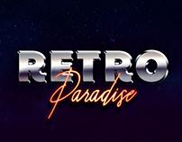 RETRO PARADISE