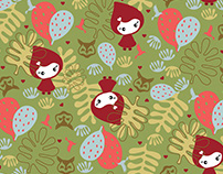 Little Red Riding Hood Wallpaper Collection