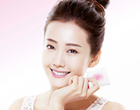 BIORE Skin Care Ads