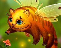 Evilibrium - creatures