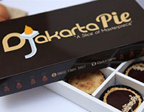 Djakarta Pie - Branding