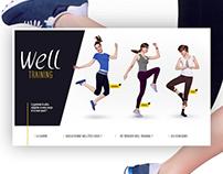 Well Training / Ui Design