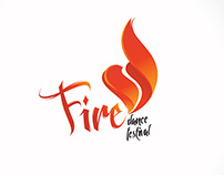 "Identity for the Dance Festival ""Fire"""