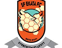 Logo Design for SF Ekata FC