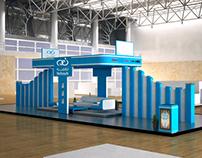 Qatar Nehmeh Booth