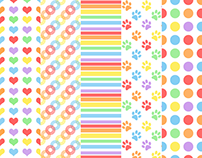 Rainbow Backgrounds