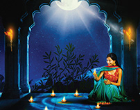 Three Events Divali Greeting