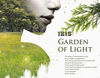 Poster Garden of Light