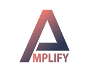 Amplify branding/logo design