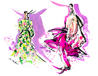 Fashion illustrations 2021 I