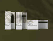 D'EUX - Packaging Design