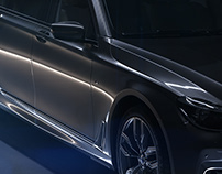 Automotive CGI BMW M7