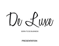 Deluxe Start Up Business Powerpoint Template