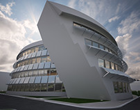 TURBINE BUILDING by Pierattelli Architetture