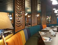 El Pargo Bugambilias / Diseño de Interiores