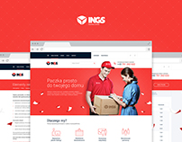 INGS - courier services