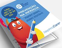 Campanha Dia Mundial do Rim para o Grupo Nephrocare
