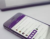 Dody Mobile UI Kit