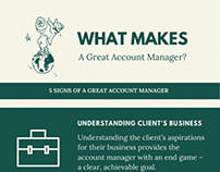 What Makes a Great Account Manager
