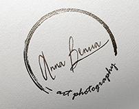 Логотип для свадебного фотографа