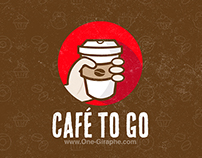 Café to Go- for sale www.One-Giraphe.com
