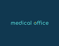 Logotipo Medical Office