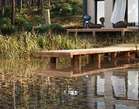 MINI HOUSE / LAKE