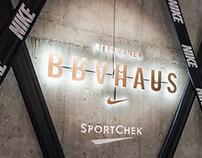 Nike Pop-Up Shop BraHaus