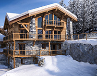 Chalet Val d'Isere