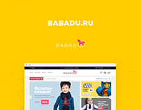 Babadu - e-commerce