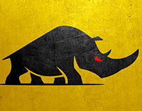 Rhino FSD Logo Design & Branding