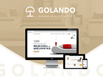 GOLANDO - Online Furniture luxury shop
