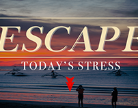Escape...Today's Stress