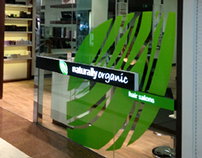 """ Natural Organic Hair "" Brisbane Vizion Shopfitters"