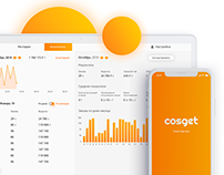 Cosget | Product design