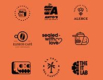 Logos & Symbols 2018 - 2019