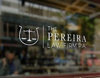 The Pereira Law Firm, P.A. Logo