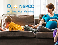 O2 NSPCC Wall Project