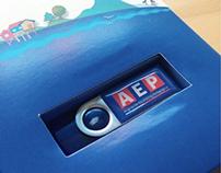 Diseño Libro / Digital - Centro UC & AEP