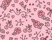 Macarons + Pink