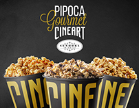 Pipoca Gourmet Cineart