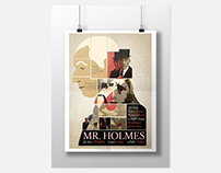 """Movie Poster for the Film """"Mr. Holmes"""""""
